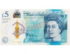 Safescan е готов за новите ПОЛИМЕРНИ британски лири